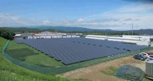 GSユアサ,福島県にメガソーラーを建設