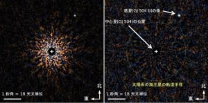すばる望遠鏡SEEDSプロジェクト,「第二の木星」の直接撮影に成功