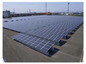 西部ガス,北九州市で太陽光発電所の運用を開始