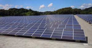 NTTファシリティーズ,長崎県で太陽光発電事業用サイトを竣工