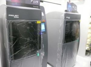 スリーディー・システムズ・ジャパン,3Dプリンタを展示するショールームを開設
