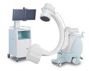 島津製作所,外科用Cアーム型X線TVシステムの新製品を発売