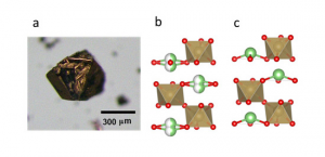 NIMSら,約半世紀前に理論的に可能と予想された強誘電構造相転移を金属物質中に発見