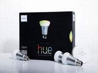 フィリップス,スマホやタブレットで直感的に操作可能なLED電球を発売