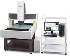 ニコン,精密部品や電子部品の寸法・形状を高精度に測定するCNC画像測定システムを発売