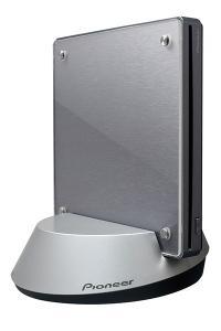 パイオニア,PCとワイヤレス接続できるポータブルBD/DVD/CDライターを発売