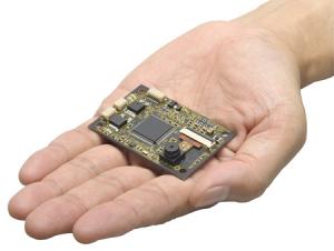 オムロン,10種類のアルゴリズムとカメラモジュールを搭載した人の状態を認識する画像センシングコンポを開発