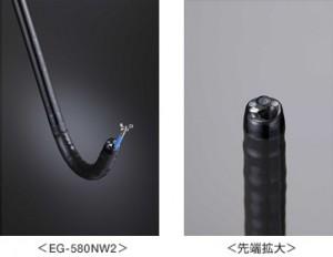 富士フイルム,液体の吸引性能と処置具の操作性を向上した上部消化管用経鼻内視鏡を発売