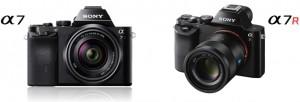ソニー,35mmフルサイズイメージセンサ搭載ミラーレス一眼カメラを発売