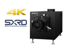 ソニー,輝度18,000 lmの業務用4Kプロジェクタを発売