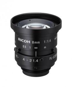 リコー,2M対応 画像処理用手動絞りレンズを発売