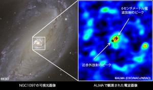東大など、超巨大ブラックホール周辺での特異な化学組成を発見