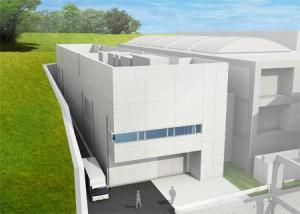 浜松ホトニクス,100ジュール級超高出力半導体レーザ励起高繰り返し全固体大出カレーザ開発に向けレーザ照射棟を建設