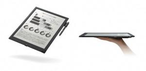 ソニー,13.3型で世界最薄・最軽量を実現した業務用デジタルペーパーを発売