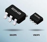 ローム,モーションセンサ向けオペアンプを発売