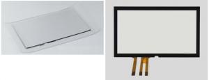 凸版印刷,配線幅3μmの銅タッチパネルモジュールの量産を開始