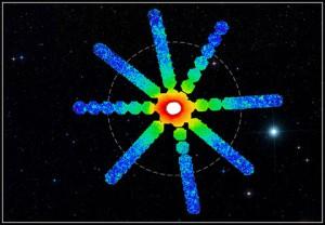 X線天文衛星「すざく」、初めて鉄大拡散時代を明らかに