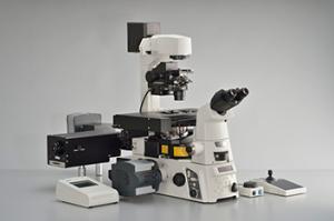 ニコン,蛍光照明モジュールを任意に組み合わせることができるバイオイメージング向け顕微鏡レーザアプリケーションシステムを発売