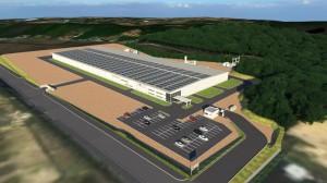 ソーラーフロンティア,「第4」の太陽電池工場を宮城県に建設