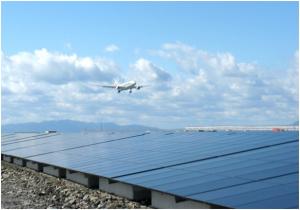 ソーラーフロンティアとDBJ,関西国際空港にアジアの空港で最大級となるメガソーラーを設置