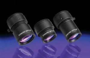 組み込み用コンパクト固定焦点レンズ