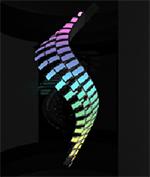 コニカミノルタ,調色可能なフレキシブル有機EL照明パネルを開発