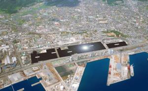 三菱電機,いわき市のメガソーラーで18.4MWの太陽光発電設備工事を受注