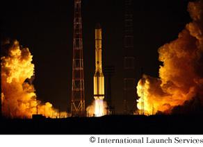 三菱電機,トルコ通信衛星の打ち上げに成功