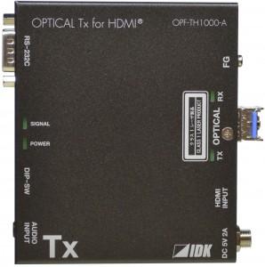 アイ・ディ・ケイ,非圧縮・低遅延で伝送可能な光ファイバケーブル長距離延長器を発売