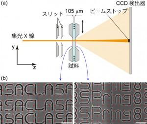 阪大と理研,厚い試料でも高分解能X線イメージングを可能に