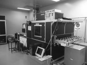 レーザで液晶・太陽電池パネルを再利用する—エスアンドデイが専用装置を開発