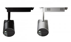 パナソニック,照明と空間演出を融合したレーザプロジェクタを発表