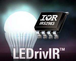 IRジャパン,高性能調光用途向けの汎用LED駆動用コントロールICのサンプル出荷を開始