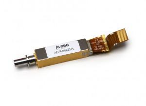アバゴ・テクノロジー,100Gb/s対応の小型TOSA/ROSAを発表