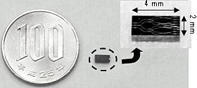 古河電工,次世代光導波路チップの小型化に成功
