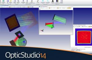 プロリンクス,光学・照明設計ソフトウェア「Zemax OpticStudio14」を発売