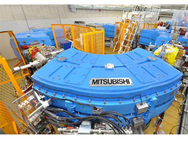 三菱電機,粒子線治療装置事業のグローバル展開を開始