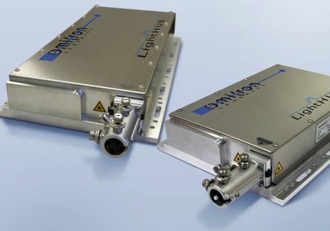日本レーザー,6波長出力小型レーザビームコンバイナを発売