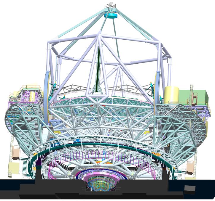 大型望遠鏡TMT,ハワイでの建設開始が決定