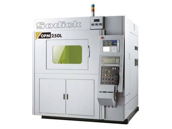 ソディック,金属3Dプリンタを開発