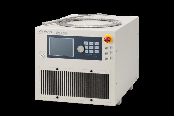 日本アビオニクス,金属材料の非接触微細溶接向けファイバレーザ溶接機を発売