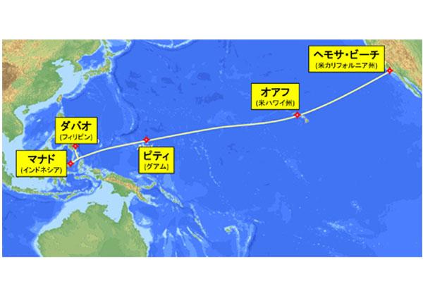 NEC,東南アジアと米国を結ぶ光海底ケーブル「SEA-US」の建設請負契約を締結