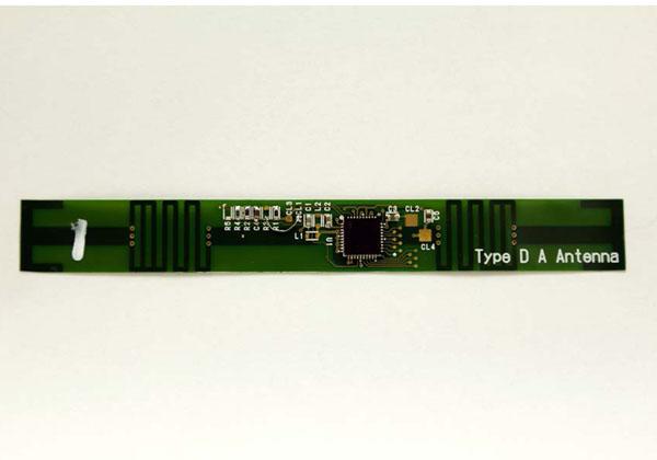 電通大ら,ID情報を秘匿したまま認証できるパッシブ型RFIDタグチップを試作