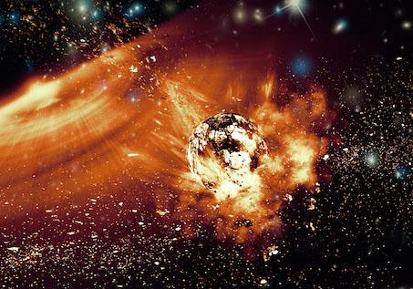 東大ら,巨大な小惑星衝突の痕跡を赤外線望遠鏡で発見