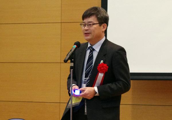 「LEDの特性を生かし,新産業を創出したい」と天野氏―2月開催のJPC産業用LED応用研究会で語る