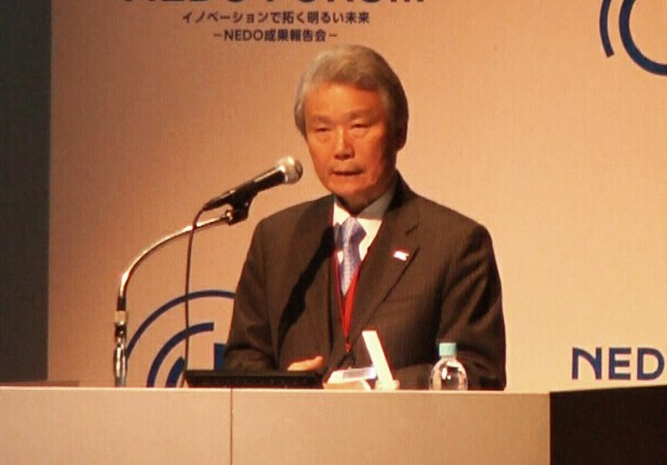 NEDOフォーラム開催ー日本再生のカギはイノベーションとグローバリゼーション