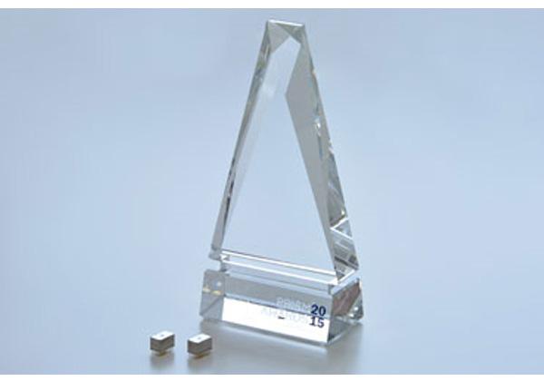 浜松ホトニクスのマイクロ分光器,2015 Prism Awardsを受賞