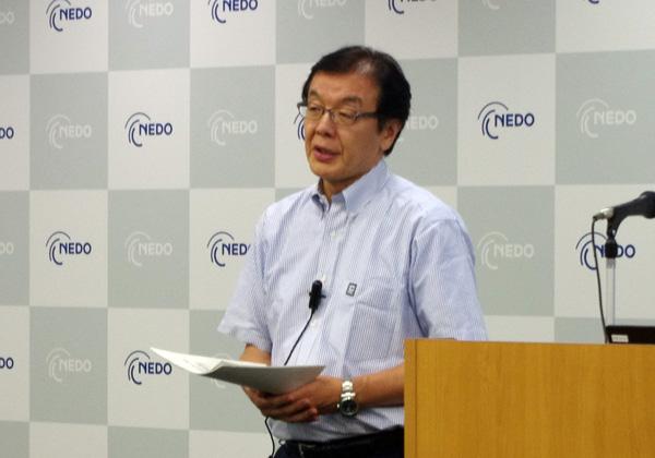 NEDO,革新的ロボット要素技術/人工知能の開発に着手