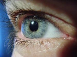青い瞳を巡る謎